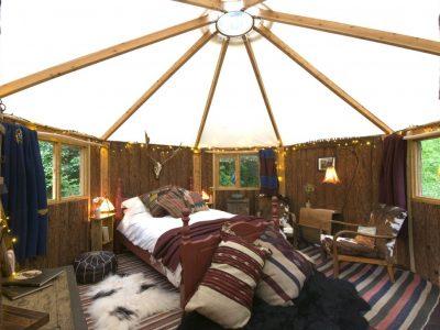 Gold Rush Cabin