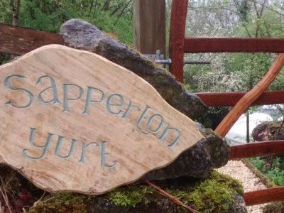 Sapperton Yurt