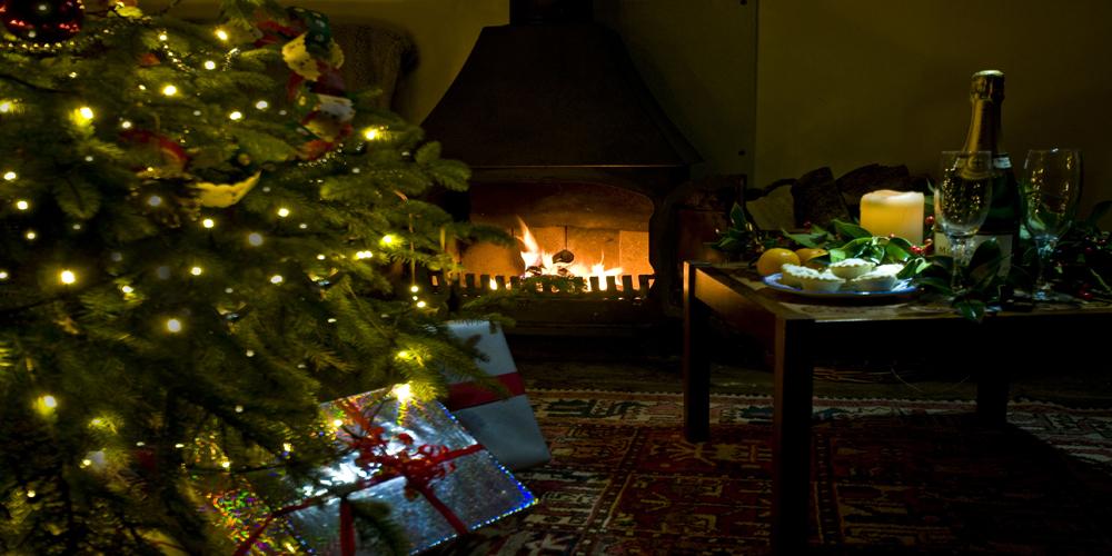 Christmas in Jackdaw website