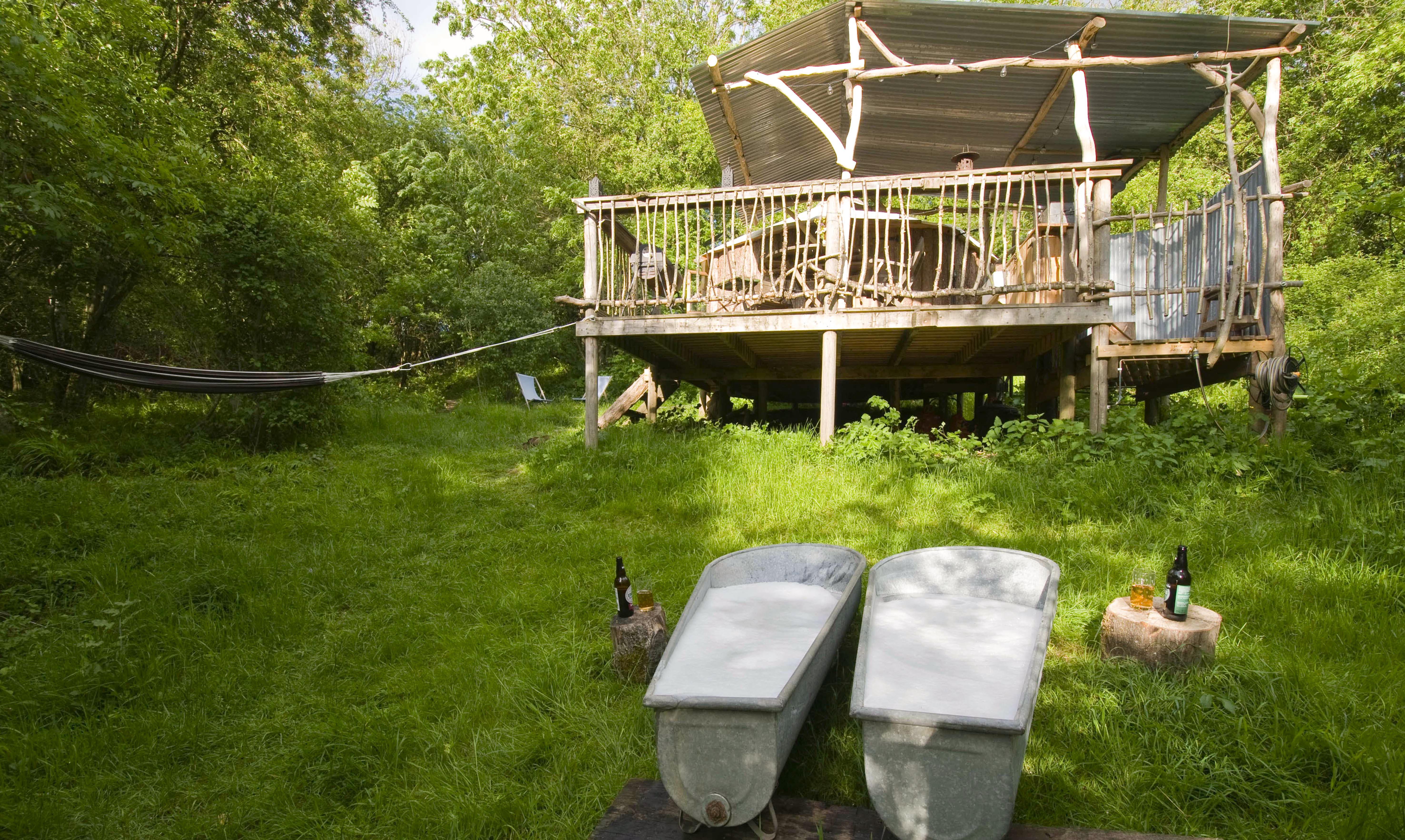 Gold Rush Cabin - Westley Farm