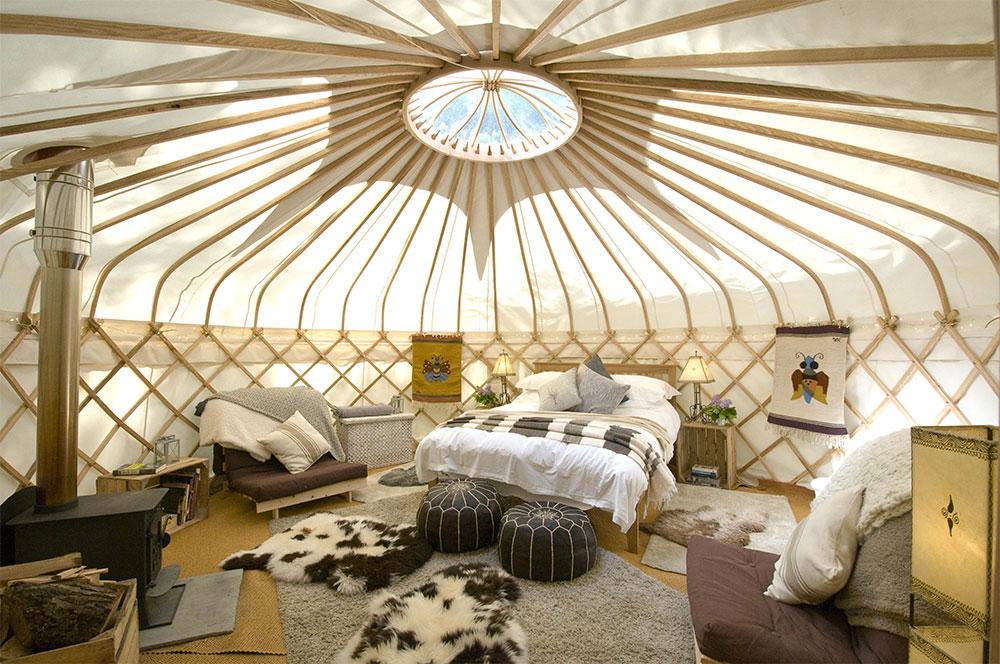 sapperton-yurt